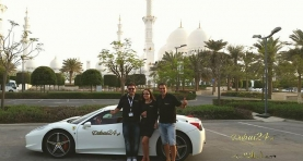 Dream Team Dubaj: Tomek, Ania i Karol :)