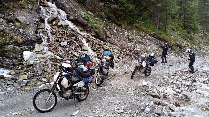 Zapraszamy na motory do Gruzji i w Himalaje :)