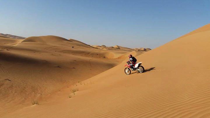 Wyprawy enduro - Dubaj, Abu Dhabi i Oman