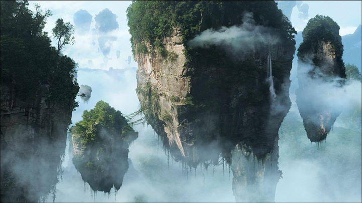 A co powiecie na wyprawę do nieziemskiego Zhangjiajie?<br />