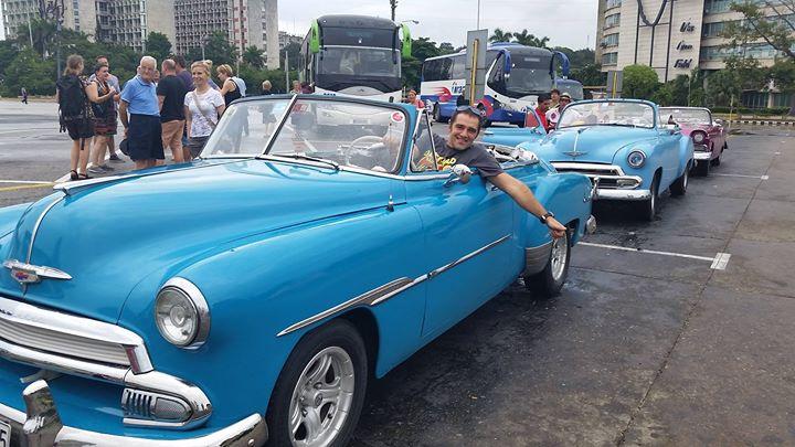 Kolejny wyjazd na Kube za nami. Zobacz zdjecia Auta z Kuby