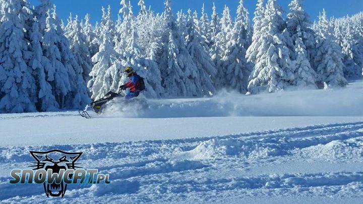 Zapraszamy na skutery sniezne w góry