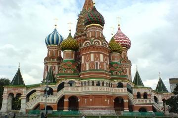 Moskwa - podróż mistycznymi ulicami stolicy Rosji