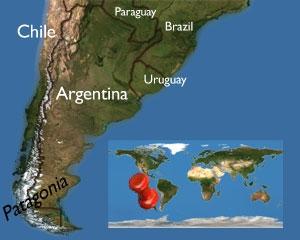 Argentyna/Chile- Na krańcach świata, czyli Patagonia