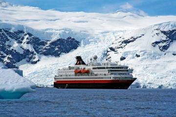 Antarktyda- rejs przez krainę lodu