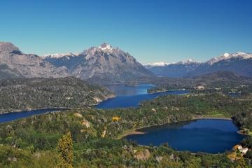 Argentyna- Nahuel Huapi, czyli argentyńskie pojezierze