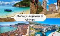 Chorwacja - rejs jachtem pośród uroczych wysp środkowej Dalmacji
