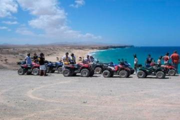 """Wyspy Kanaryjskie - Fuerteventura, czyli """"mocna przygoda"""""""