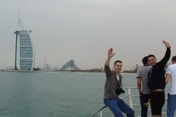 Dubaj - 24 godziny w krainie bogactwa