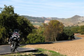 Hiszpania - Andaluzja na motocyklach!