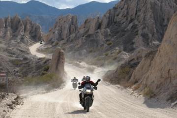 Argentyna i Chile - motocyklowa podróż na koniec świata!