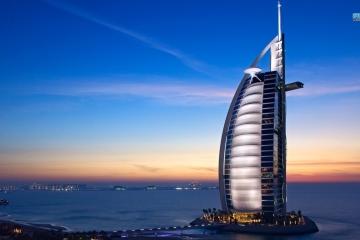 Nowoczesny Dubaj i malownicze Seszele w 7 dni