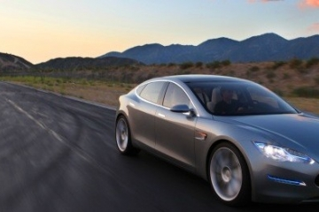 Samochodami Tesla po Norwegii - wyjazdy firmowy
