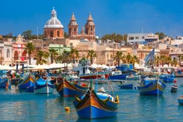 Malta - Śródziemnomorska Księżniczka