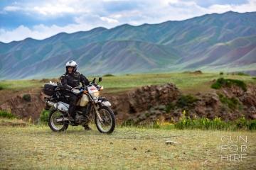 Gruzja nietypowo - wyprawa motocyklowa (8 dni)