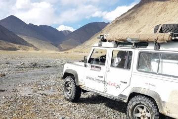 Bezdroża Kirgistanu na czterech kołach. Ośmiodniowa wyprawa 4x4