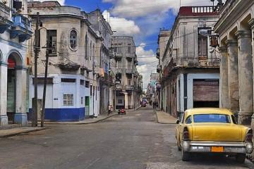 Kuba - od strony lądu i morza