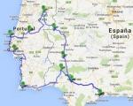 Portugalia motocyklem - poczuj radość z jazdy! - Dzień 1