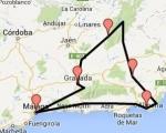 Hiszpania - Andaluzja na motocyklach! - Dzień 8