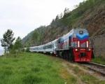 Jezioro Bajkał - perła Syberii - Dzień 4 KOLEJKA KRUGOBAJKALSKA