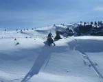 Rumunia - wyprawa na skuterach śnieżnych  - Dzień 4