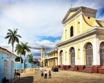 Słoneczna Kuba na wyciągnięcie ręki - Dzień 2 - Stara i Nowa Hawana, rewia Tropicana