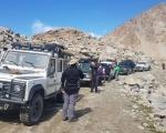 Bezdroża Kirgistanu na czterech kołach. Ośmiodniowa wyprawa 4x4 - Dzień 2 Biszkek - Kyzyl Oi, 200 km, 65% asfaltem, 35% off road.
