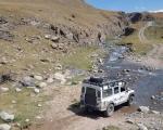 Bezdroża Kirgistanu na czterech kołach. Ośmiodniowa wyprawa 4x4 - Dzień 3 Kyzyl Oi - Son Kul, 140 km, 100% off road