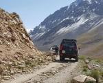 Bezdroża Kirgistanu na czterech kołach. Ośmiodniowa wyprawa 4x4 - Dzień 4 Son Kul - Tash Rabat