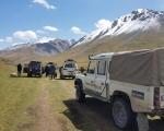 Bezdroża Kirgistanu na czterech kołach. Ośmiodniowa wyprawa 4x4 - Dzień 9 Issyk Kul Lake - Biszkek