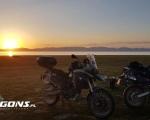 Z Polski do Gruzji w 10 dni - wyprawa one way na BMW F800GS - Dzień 10 Trabzon (TU) – Kutaisi (GRU) (384 km)