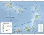 Wyspy Zielonego Przylądka - Dzień 1