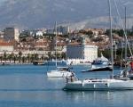 Chorwacja - rejs jachtem pośród uroczych wysp środkowej Dalmacji - 2.Split