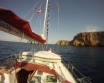 Sardynia - Korsyka rejs wzdłuż Szmaragdowego Wybrzeża - Dzień 7
